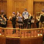 Support for Local Klezmer Music