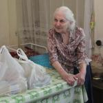 Supporting the Elderly in Tbilisi Georgia