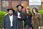 Rabbi and Chana Silberstein, Rabbi and Miri Birk