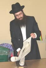 Rabbi Krisch